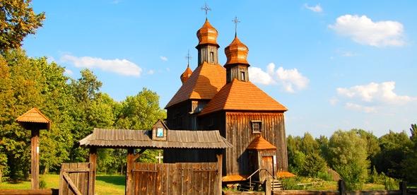 Поселок Пирогово