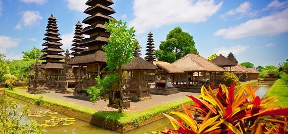 Храм Пура Таман Аюн