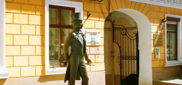 Улица Пушкинская в Одессе