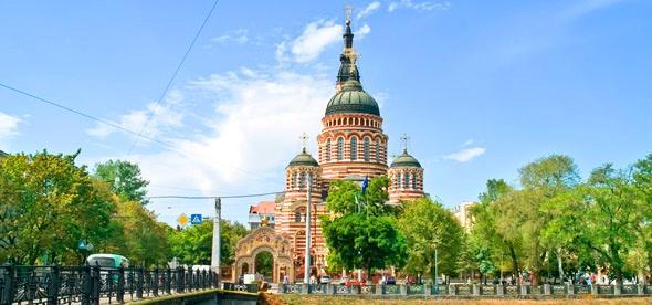 Благовещенский собор Харькова