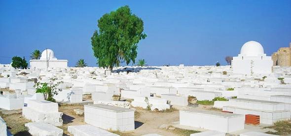 Кладбище Сиди эль Мезри