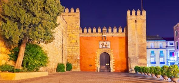 Королевский Дворец Севильи