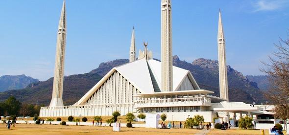 Мечеть Шах Фейсал