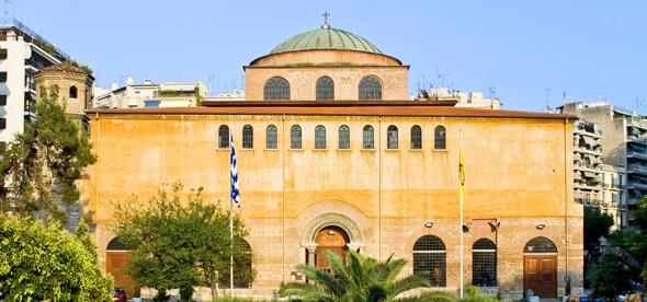 Храм Святой Софии в Салоники