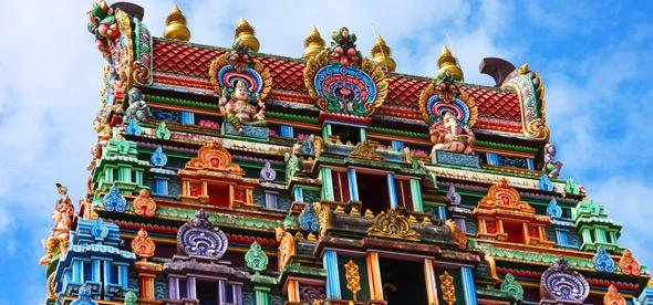 Храм Свами-Шива-Шри-Субрамания
