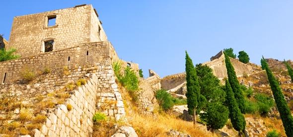 Крепость Святого Ивана в Которе