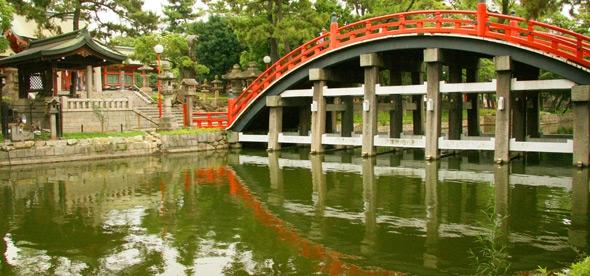 Храм Сумиеси-тайся