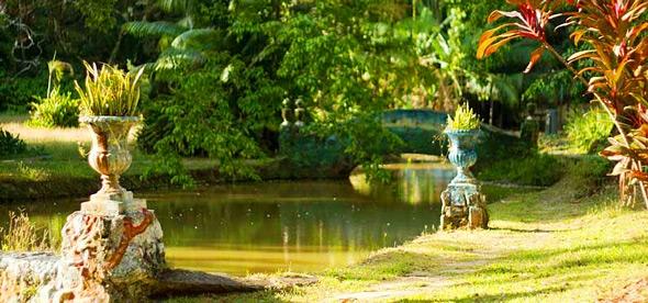 Ботанический сад Саммит
