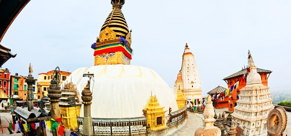 Храм Сваямбунатх