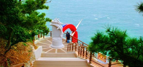 Парк Тхэджондэ