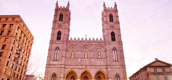Собор Монреальской Богоматери