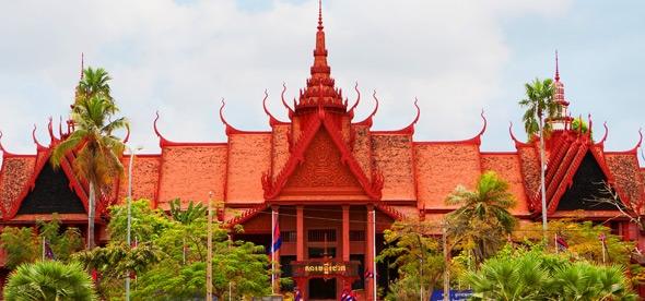 Национальный музей Камбоджи