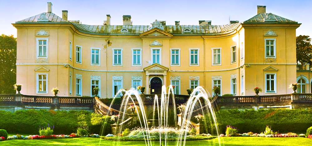Дворец Тышкевича