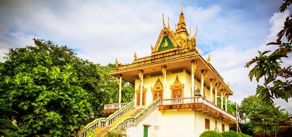 Храм Ват Леу