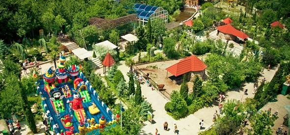 Ялтинский зоопарк и Поляна сказок
