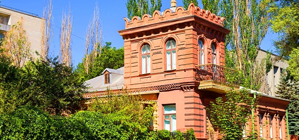 Дом-музей Яворницкого