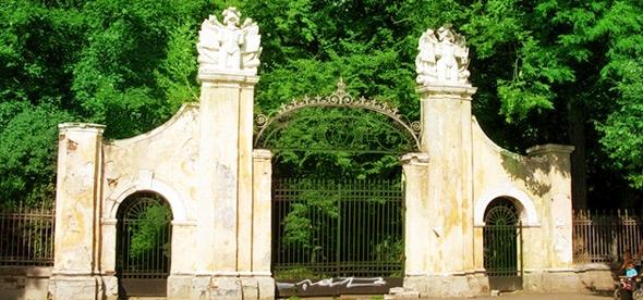 Дворец Потоцких в Ивано-Франковске