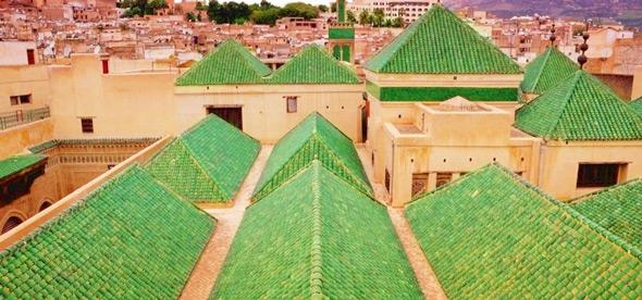 Мечеть Завийя Мулая Идриса