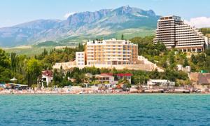 Hotels in Yalta