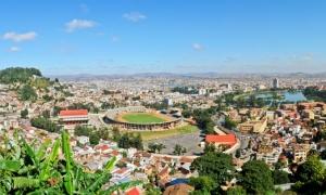 Hoteles en Antananarivo