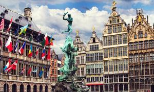Hotels in Antwerp