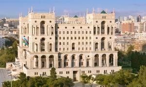 Hoteles en Baku