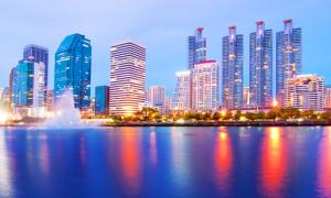 Mga hotel sa Bangkok