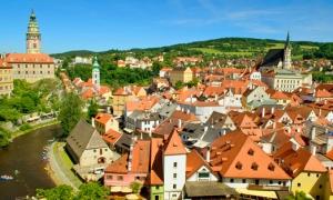 Hoteles en Český Krumlov