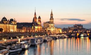 Hoteles en Dresden