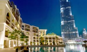 Готелі Дубая