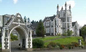 Hoteles en Dunedin