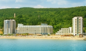 Hoteles en Golden Sands