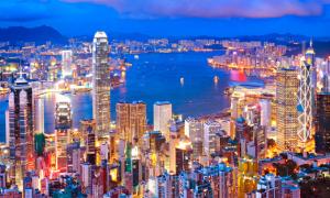 Готелі Гонконга