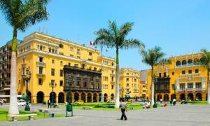 Отели Лимы