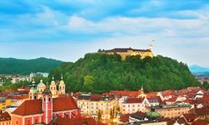 Hoteles en Liubliana