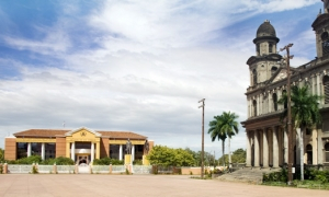 Hoteles en Managua