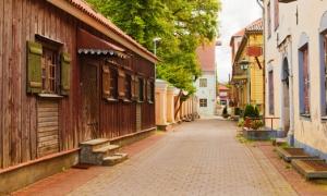 Hotels in Pärnu