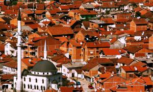 Hotell i Pristina