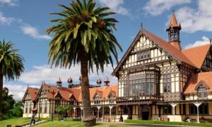 Hoteles en Rotorua