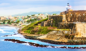 Отели Сан-Хуана