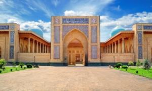 Отели Ташкента