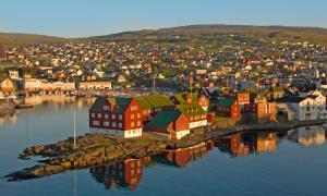 Hoteles en Tórshavn