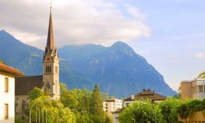 Hoteles en Vaduz