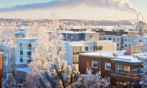 Hoteles en Vantaa