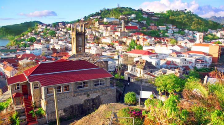 Сент-Джорджес