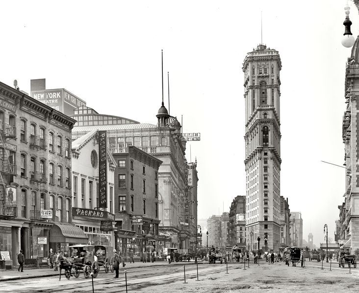 Times Square 1904