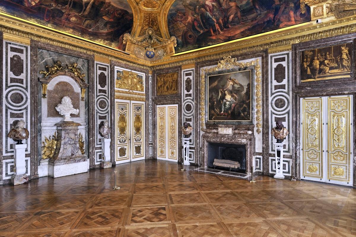 Версальский Дворец салон Дианы